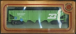 Burlington Northern Open Hopper Ho Scale Train Car