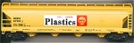 Shell Chemical Plastics Ho Multiple Compartment Dry