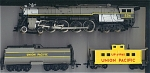 Beautiful Union Pacific Steam Locomotive And More Ho Sc