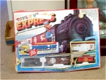 Toys R Us Train Set With Original Box