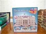 The White House 3d Puzzle By Puzzle Plex