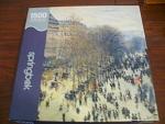 2003 Boulevard Des Capucines By Claude Monet Puzzle