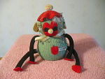 Sammy The Monkey Vintage Pin Cushion