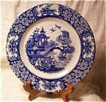 Olde Altonware Blue Willow 6 3/4 In. Plate