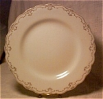 Grindley Dinner Plates-the Imperial