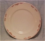 Shenango Cathay Rose 9 Inch Dinner Plate