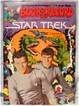 Vintage Star Trek 1979 Book And Record Set