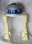 Star Wars R2d2 Cup Topper Burger King