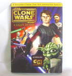 Star Wars-clone Wars: A Galaxy Divided Dvd-factory Sealed
