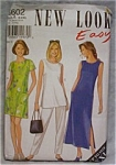New Look Easy Ladies Tunic Dress,etc.-c.1980s-90s Size
