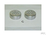 Replacement Shaker Tops - Size C