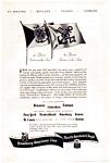 Hamburg American Line Ad 1937