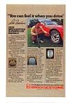 Bridgestone Radials Lee Trevino Ad 1981