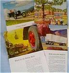 Budd Company Ads Ca 1950