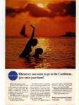 Pan Am Caribbean Service Ad