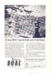 Boac Speedbird Orient Tour Ad