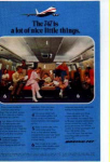 Boeing 747 Jetliner Ad