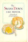 Swans Down Cake Manual