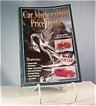 Car Memorabilia Price Guide