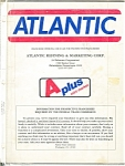 Atlantic A Plus Mini Markets Circular 1985