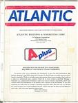 Atlantic A Plus Mini Markets Circular 1985