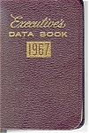 Executive's Data Book 1967