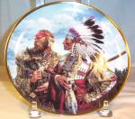 In The Beginning ...friends Native American Collector'