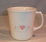 Corelle Forever Yours Mug By Corning