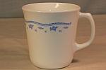 Corelle Morning Blue Mug By Corning