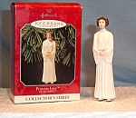 Hallmark Star Wars Series Princess Leia Christmas Orn.