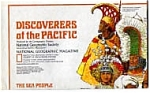 Discoverers Of The Pacific, Map 1974