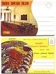 Prince Edward Island Canada Souvenir Folders