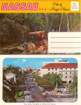 Nassau Souvenir Folder