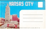 Souvenir Folder Kansas City Mo