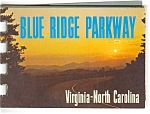 Blue Ridge Parkway Souvenir Folder