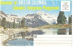 British Columbia Souvenir Folder 14 Views