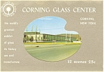 Corning, Ny Corning Glass Center