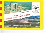 Kennedy Space Center, Florida Souvenir Folder