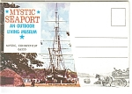 Mystic Seaport, Mystic, Ct Souvenir Folder