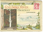 Columbia River Highway Souvenir Folder