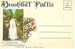 Bushkill Falls, Pa Souvenir Folder