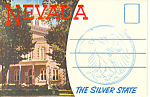 The Silver State Nevada Souvenir Folder