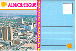Albuquerque, New Mexico Souvenir Folder