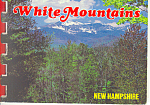 White Mountains,new Hampshire Souvenir Folder