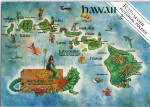 Hawaii Royal Pictorial View Folder
