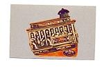 Ezra Brooks Cable Car Postcard