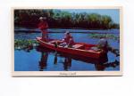 Fishing Is Good Fl Postcard