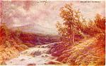 Mountain Torrent Postcard 1907