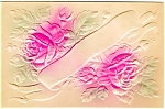Rose Embossed Card