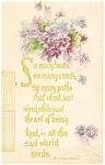 Ella Weiser Wilson Vintage Postcard